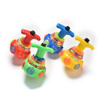 Wholesale Light Music Top - Wholesale- Quality Kids Children Toy LED Beyblade Music Children Toys Colourful Light Flash Gyro Peg-Top Spinning Tops