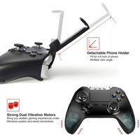 Controller di gioco wireless IPEGA PG-9069 Console di gioco Bluetooth Gamepad con Touch Pad Vibrazione a doppio motore per IOS Android Cell Phone PC TV