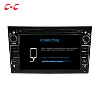 Wholesale Gps For Astra - Quad Core HD 1024*600 Android 5.1.1 Car DVD Play for Astra vectra antara with GPS Navigation Radio Wifi Mirror link DVR
