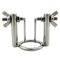 Wholesale New Bondage Restraints - US New Sexy Chastity Device Belt Restraint Urethral Stretcher Bondage Fetish CBT #R172