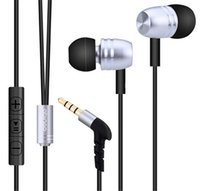 Wholesale Android Cell Phone Band - Android iOS universal all-new heavy metal band headphone wire of fevers350-ear headphones ear phone stereo headset 14N-EM