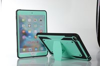 Wholesale mini tpu case shipping online – custom 2016 High Quality Elegant Dust Proof Cases With Clip For Ipad Mini With Retails Package DHL