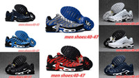 Wholesale Max Tn Shoes - Vapormaxes Plyknit Running Shoes Men TN Trainers Tennis Vapor Maxes 2017.5 Kpu Shoes Man flair Sport Authentic Sneakers Size 40-47