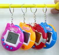 Wholesale Pet Cats Games - Hot Retro Toys Game Pets In One Funny Toys Vintage Virtual Pet Cyber Toy Tamagotchi Digital Pet Child Game Kids Free Shipping