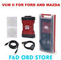 Wholesale Super Ford Vcm - Super Quality V97 for Ford VCM II Multi-Language Diagnostic Tool for Ford VCM2 V96 obd professional diagnostict tool tools