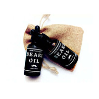 30ml organic natural oils - Natural Organic Beard Oil Leave In Conditioner for Groomed Beard Growth Mustache Softens Your Beard and Stops Itching
