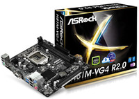 Wholesale asrock intel resale online - original NEW motherboard for ASRock H81M VG4 R2 LGA DDR3 RAM G Motherboard