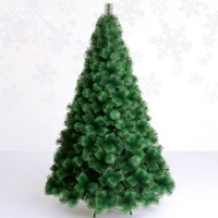 Wholesale 2 m cm encryption Christmas tree pine needles Decoration Christmas bazaar living room hotel