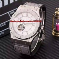 Wholesale Imports Perfumes - 2017 Fashion elegant luxury imported top precision automatic Tourbillon waterproof tape back through the natural perfume men's Watch