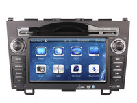 Wholesale Mobile Dvd Player Rca - Car DVD Player GPS Navigation for Honda CRV CR-V 2006-2011 with Radio Bluetooth USB SD RCA AUX Audio Video Stereo