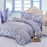 Wholesale Duvet Cover Set Shipping Free - home textile brick flannel comforter bedding-set sabanas 4 pcs of bed linen duvet cover bed sheet king size A16 Free shipping