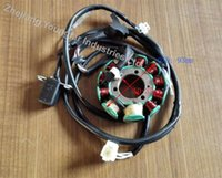 Wholesale Magneto Stator - 11-coil Magneto Stator for Motorcycle 253FMM Rebel CA250 CMX250 Barracuda Tank Vision 250 Baja Phoenix 250 Regal Raptor DD250