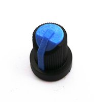 15MM speaker knobs - plastic knob Mixer potentiometer knob Speaker knob