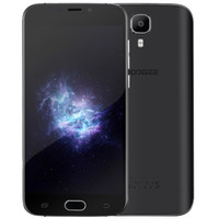 Wholesale 3g Android Gestures - DOOGEE X9 MINI 5.0 inch 3G Smartphone Android 6.0 MTK6580 Quad Core 1GB 8GB Cell Phone 5.0MP Fingerprint ID GPS Smart Gesture