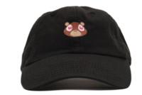 Wholesale Pink Bear Hats - New arrival Baseball hats Kanye West bear cap drake Snapback Hat Kendrick Lamar cap Sun hat Cowboy Hat Caps Adjustable
