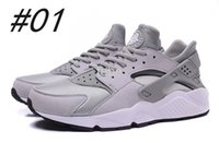 Wholesale Canvas Shoes For Low Price - 2016 Ultra low price Wholesale Hot Air Huarache Running Shoes For Womens Men, Cheap Original Quality Hot Air Huaraches Women Men Shoes