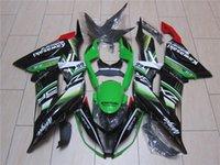 Wholesale Kawasaki Ninja Red Fairing Kits - New Motorcycle ABS Injection Fairings Kits 100% Fit For kawasaki Ninja ZX6R 599 636 13-16 14 15 ZX-6R 2013 2014 2015 2016 red black green 66