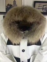 Wholesale Good Jacket Brands - Brand white down jackets with fur collar snow winter down jackets men down coats good quality
