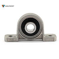 bearing insert bearing shaft spherical bearing housing - WALFRONT mm KP08 bearing insert bearing shaft support Spherical roller zinc alloy mounted bearings pillow block housing