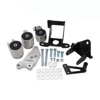Wholesale Billet Engine - New arrived BILLET ENGINE MOUNT KIT Fits For 2006-2011 Honda Civic Non-SI w  R18 engine 70A