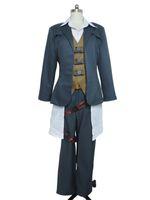 trajes de anime personalizados venda por atacado-Traje feito-à-medida do traje de Halloween dos homens adultos de Borderlands 2 Cosplay