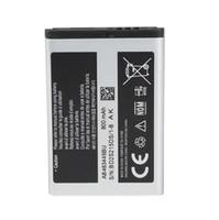 Wholesale Sgh Wholesale - free shiiping 800mah AB463446BU cell phone batteryFor Samsung Champ Duos GT C3520 SGH B100 B220 GT E1190 AKKU Batterie Batterij