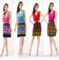 Wholesale Clothes For Sale China - 2016 Wholesale Bohemian dress from China dresses for womens High quality women clothes hot sale women fashion dresses