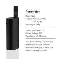mini vaporizers 도매-100 % 오리지널 Kamry 빈 전자 담배 스타터 키트 기름 BUD 상자 모드 키트 0.5 ml CE3 Atomizers 휴대용 미니 Vaporizers