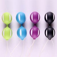 Wholesale Vagina Tighten Toy - Vibrators Female Smart Sex Products Ball Weighted Vaginal Tightening Exercise Sex Toy Love Ball make a tighter vagina Koro PY209