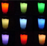 Wholesale Milk Glass Led Night Light - Milk Cup Lights lighting LED Night Light Glass Shape Cordless Lamp Novelty Home Decor Lights Chrismas Gift