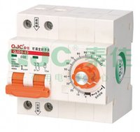 Wholesale QJC h max Adjustable time switch breaker series pumps dedicated time setting breaker