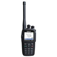 Wholesale Uhf Voice - Kydera DM-8600 Walkie Talkie UHF 400-480 5W 512CH Contacts SMS VOX Voice Encryption Color LCD FM Radio Digital&Analog A7233A