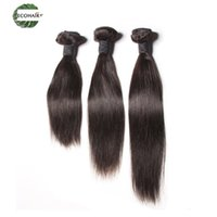 Wholesale Real Remy Hair Sale - Peruvian Raw Straight Hair Peruvian Remy Hair Bundles Straight Hair Weaves 100% Real Peruvian Kinky Straight Weave For Sale