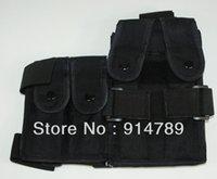 Wholesale Drop Leg Mag - Wholesale-TACTICAL DROP-LEG QUATERNATE MAG POUCH BLACK -32689