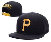 Wholesale Pirates Women Style - 2016 new style Hip Hop snapback Pirates Baseball men wome Caps Sports Bone Pittsburgh Women Hats Men Nationals gorras Caps Casual Washington
