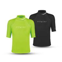 26afb83665e6d WINMAX trajes de buceo negro y verde traje de baño para hombres Short Surf  Clothing Shirt Rash Guard hombres traje de baño Lycra Rash Guard para  hombres ...