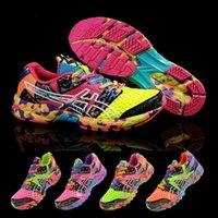 Wholesale Gel Noosa Tri Shoes - 2017 new Gel Noosa TRI 8 VIII Men Women Running Shoes 100% Original Cheap Jogging Sneakers Lightweight Sports Shoes Free Shipping Size 36-45