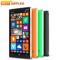 Wholesale Cellphone Gorilla - Unlocked Nokia Lumia 930 Mobile phone Qualcom 800 Quad core 2GB RAM 32GB ROM 20MP Camera 5 inch Gorilla Glass Original mobile phone