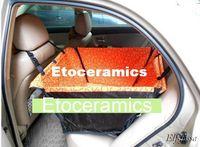 ingrosso sedile posteriore dell'amaca dell'automobile del cane-Pet Dog Cat Impermeabile Car Seat Cover Mat Coperta Culla Letto Posteriore Posteriore Animali Amaca Cuscino Protector 5 colori V3227