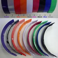 Wholesale Headphone Repair - Replacement Headband Top Parts head band for STUDIO Studio headphone dirt-resistant case 9colors with Free repair tool hings screws