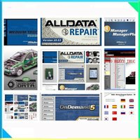 DHL envío gratuito auto repair manual alldata 10.53 y mitchell on demand (161gb) + mitchell manager plus + vívido data 27in1 1tb