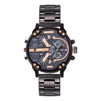 Wholesale Brands Japanese Movement Watches - Men's 7314 watch Free shipping men's luxury brand watches, fashion watch Japanese quartz movement stainless steel bracelet 2015 ne