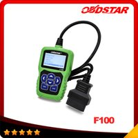Wholesale Mazda M6 Key - OBDSTAR F-100 Auto Key Programmer Without Password Needed For Mazda Ford F100 IMMO Odometer for M2 M3 M6 CX3 CX5 DHL free shipping
