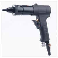 Wholesale Riveter Tool - high quality air pull-setter pneumatic riveter 803 M5 M6 M8 wind pull nut gun self locking pneumatic pulling cap gun air rivet tools