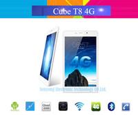 comprimido t8 venda por atacado-Atacado-Original T8 T8 Ultimate 4G LTE Tablet PC 8