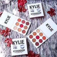 Wholesale Eye Concealer Palette - Kylie Jenner Newest Kyshadow Palette Burgundy Eyeshadow Of Your Dreams Makeup Eye Shadow
