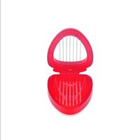 Cheap Shredders U0026 Slicers Strawberry Slicer Best Metal ECO Friendly Ooking  Gadgets Accessories