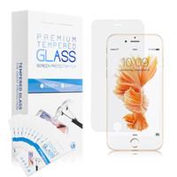 se watch оптовых-Для iPhone 8 7 X 6 S закаленное стекло-Экран протектор ясно премиум защитные для iPhone 10 SE 6 5 iPhoneX Apple Watch фильм
