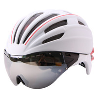 Wholesale Road Bike 61 - Wholesale-Brand Cycling Helmet Casco Ciclismo Bicycle Helmet Ultralight 205g Integrally-molded Bike Road Mountain Helmet 48-61 CM