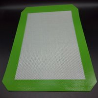 Wholesale Non Stick Silicone Mats For Wax CM x CM x inch Silicone Baking Mat Dab Oil Bake Dry Herb Pads